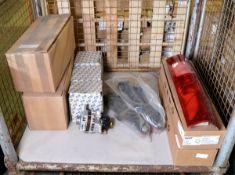 Vehicle parts - Alternators, Suspension arms, tail lights