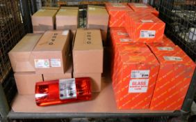 Vehicle parts - mirror assemblies, rear lamps - see picture for itinerary for model number
