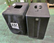 HK Audio Elements E110- Sub Speaker 25watts L 460mm x W 300mm x H 480mm