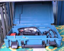 Makita NHP2051 Electric Drill 240v With Drill Bits In A Case