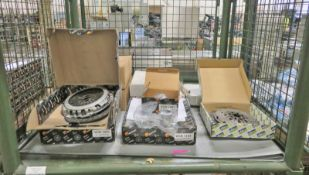 Vehicle parts - clutch kits, slave cylinder - see picture for itinerary for model numbers