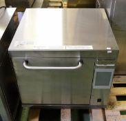 Merrychef Eikon E3 cooker - W 590mm x D 525mm x H 550mm