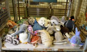 Various Plush Toys - see pictures