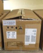 5x Yealink T41-P SIP Desk Phones (BT Badge) - Brand New - power adapter not included