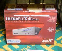 Plextor 40x Internal CD-ROM Drive