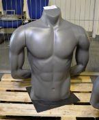 Mannequin - Top Male torso