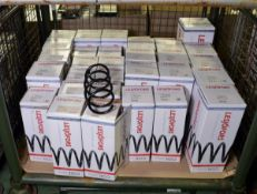 Vehicle parts - Lesjofors coil springs - see pictures for models and types