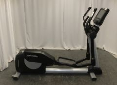 Life Fitness INXDE Integrity Series Elliptical Cross Trainer - Screen works but doesn't go