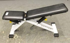 Oemmebi Adjustable Weight Bench