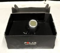 Polar F4 Fitness Heart Rate Monitor with Polar Heart Rate Chest Sensor
