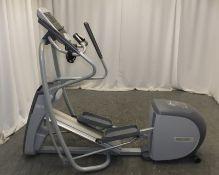 Precor EFX536i Precision Elliptical Cross Trainer - Please check pictures for condition