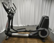 Life Fitness 95X Cross Trainer -Powers Up Functions Not Tested - See pictures for conditio