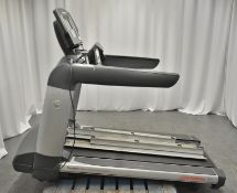 Life Fitness 95T FlexDeck Treadmill - Powers Up Functions Not Tested