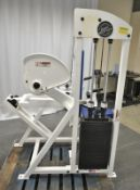 Body Masters Tricep Press S/N 9912368 - See pictures for condition