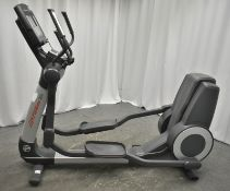 Life Fitness 95X Cross Trainer - Powers Up Functions Not Tested