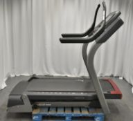 M Freemotion Treadmill - Doesn't Power Up Functions Not Tested