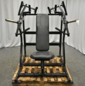 Hammer Strength Military Press S/N 2274 - See Pictures for Condition
