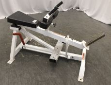 Body Masters Seated Calf Machine S/N NF001