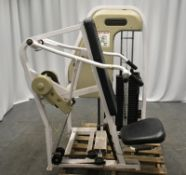 Nautilus Overhead Press - See pictures for condition