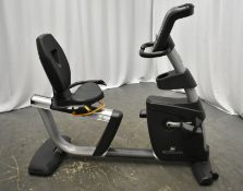 Impulse Pro SB Recumbent Exercise Bike with Polar Heart rate technology