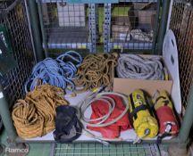 Various Types of Rope & Sling