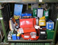 Vehicle parts - KYB, Drivemaster, Anschler, MOOG, QH, Firstline - see pictures for types &