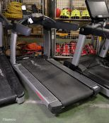 Life Fitness 95T Flex Deck Treadmill - missing screen
