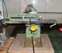 Tool Grinder Machine - L1300 x W1200 x H1100mm