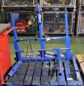 Weber Wheel Removal Trolley Max 500kg