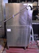 Comenda C1000E Dishwasher - W710 x D820 x H1460mm - 220/240V - 50Hz