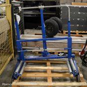 Weber Wheel Removal Trolley 500kg