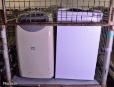 Intimus 100 CP4 Paper Shredder W 490mm x D 430mm x H 880mm, DIO D14KDP Air Conditioner