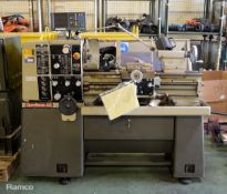 Harrison AA Lathe - only comes with tailstock - serial - TR / VS 330014 1045 - Acu-Rite DR