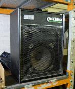 Carlsbro Cobra Bass Amplifier 220V 50Hz - W 470mm x D 300mm x H 660mm