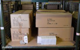 GLS 260v 60W E27 Frosted Light Bulbs 1000h 480LM 100 Per Box - 1 box
