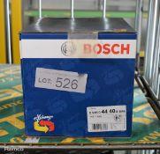 Bosch alternator 44 40 0-9A6