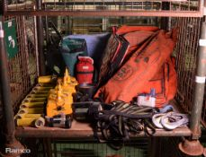 Search & Rescue Equipment, Torches, Throw Bag & Extraction