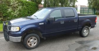 Ford F150 XLT Triton Light Pick Up - 2006 - just over 146,000 miles - 8 Cylinders - Crew c