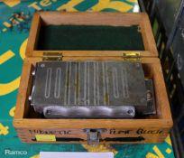 Eclipse Magnetic Flat Block in Case