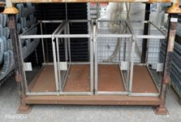 4x Karcher Stainless Steel Frames