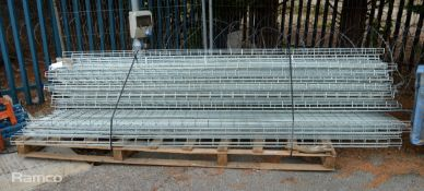 Marco Cable Baskets - 3m lengths