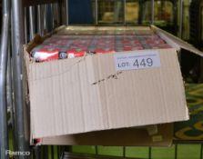 GE Classic Pluslife 240v 100w Frosted Matt Bulb Box Of 100