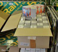 Bailey 260v 100w Frosted Matt Light Bulb Box Of 100