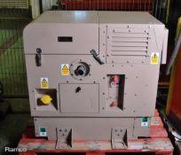 Harrington Generator - 6.5kW -Serial No. 058161/7 - 28v DC - 232amps - 2850rpm