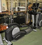 Life Fitness INDXE Elliptical cross trainer