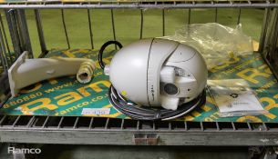 Concept Pro VHSDIR-870EXT High Speed Dome CCTV Camera assembly