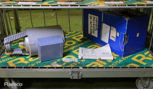 Siemens SKB62 Actuator Unit