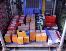 Vehicle spares - Mintex, QH, GKN Spidan, BGA, SA - see pictures for model / type
