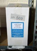 Weber Hydraulik Type ATD5-220M Bottle Jack - S.W.L 5000kg