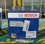 Bosch alternator 42 81 0-093